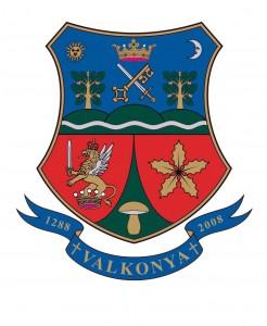 Valkonya címere